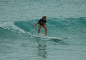006 Girls Surf Lesson Outing