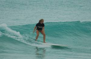 008 Girls Surf Lesson Outing