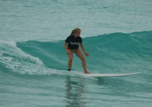 009 Girls Surf Lesson Outing
