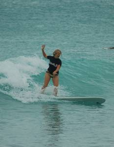 013 Girls Surf Lesson Outing