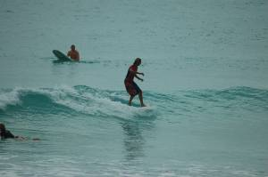 014 Girls Surf Lesson Outing