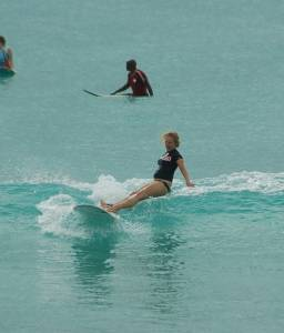 015 Girls Surf Lesson Outing