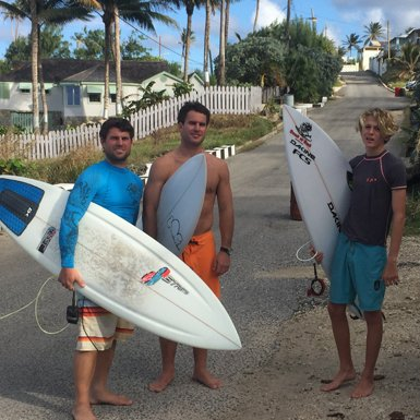 Surf Tours Barbados