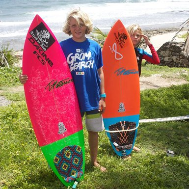 Surf Camp Barbados