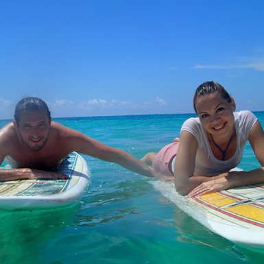 Surf Lesson Barbados