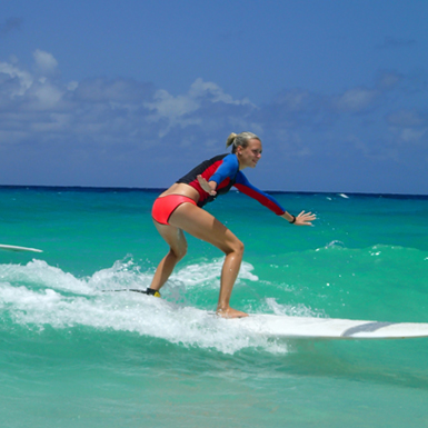 Surf School Barbados