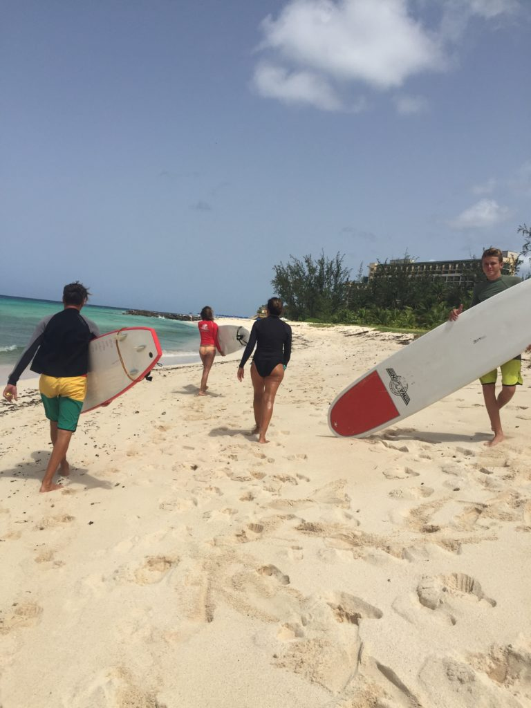 SURF SCHOOL BARBADOS 2019